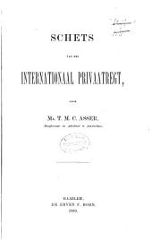 Schets van het internationaal privaatregt