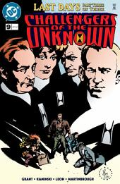 Challengers of the Unknown (1997-) #9