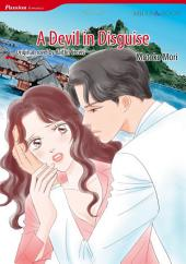 A DEVIL IN DISGUISE: Mills & Boon Comics