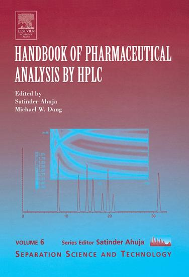 Handbook of Pharmaceutical Analysis by HPLC PDF
