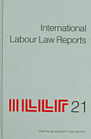 International Labour Law Reports PDF