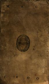 Johan. Wolfii Lectionum memorabilium et reconditarum centenarii XVI: Volume 2