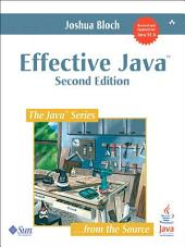 Effective Java: Edition 2