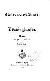 Dönninghausen: Roman, Band 2