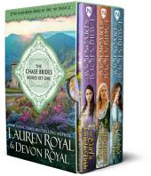The Chase Brides Boxed Set One: The Chases (Three Sweet & Clean Historical Romance Novels)