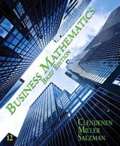 Business Mathematics Brief: Edition 12