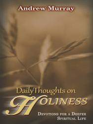 Daily Thoughts On Holiness Book PDF