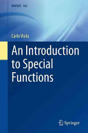 An Introduction to Special Functions PDF
