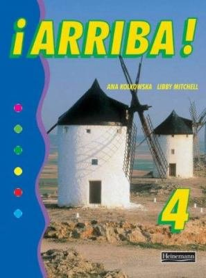 Arriba  4 Pupil Book