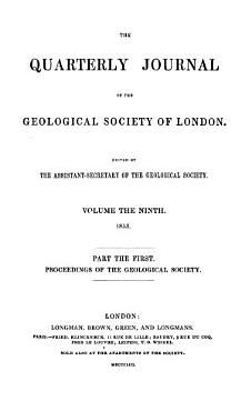 The Quarterly Journal of the Geological Society of London PDF