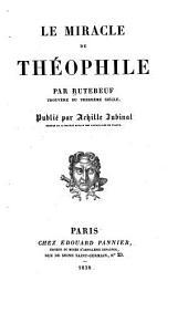 Le miracle de Théophile