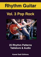 Rhythm Guitar Vol. 3: Pop Rock