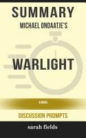Summary  Michael Ondaatje s Warlight  A Novel PDF
