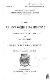 The Mollusca of the Buda Limestone: Volume 8, Issue 205