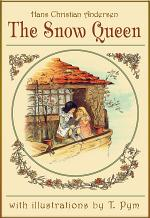 The Snow Queen (Illustrated)