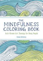The Mindfulness Coloring Book PDF