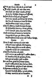 Sonetti e canzoni di M. Iacobo Sannazaro nobile napolitano, nuouamente corretti e ristampati