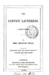 The convict laundress