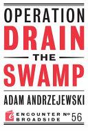 Operation Drain the Swamp PDF