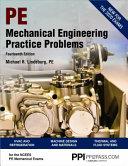 Mechanical Engineering Practice Problems PDF