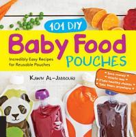 101 DIY Baby Food Pouches PDF