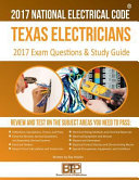 Texas Electricians Practice Exams and Study Guide PDF