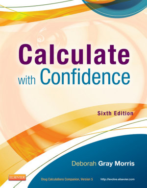 Calculate with Confidence PDF