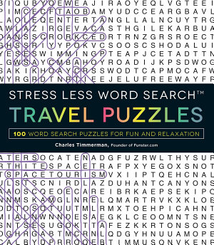 Stress Less Word Search   Travel Puzzles