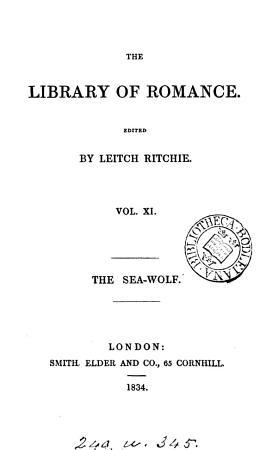The sea wolf PDF