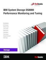 IBM System Storage DS8000 Performance Monitoring and Tuning PDF