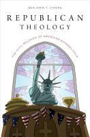 Republican Theology PDF