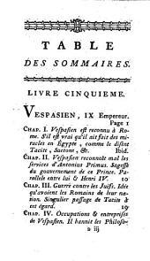 Histoire des révolutions de l'empire romain, pour servir de suite à celle des révolutions de la république: Volume 2