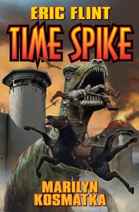 Time Spike Book