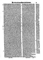 Commentaria seu Lectura in ... Decretalium librum: Panor[mitanus] in Tertium Decretalium, Volume 3, Issue 2