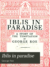 Iblis in Paradise: A Story of the Temptation