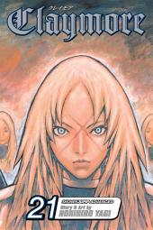 Claymore, Vol. 21: Corpse of the Witch