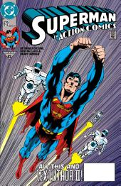 Action Comics (1994-) #672