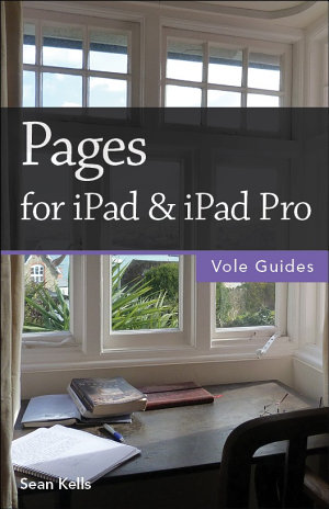 Pages for iPad   iPad Pro  Vole Guides