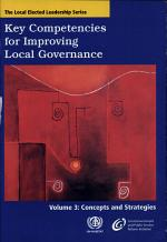Key Competencies for Improving Local Governance: Concepts and strategies