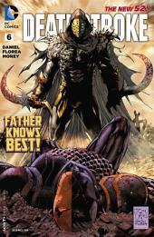 Deathstroke (2014-) #6