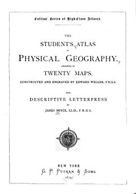 The Students  Atlas of Physical Geography PDF