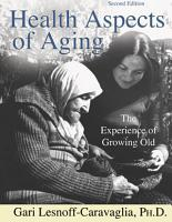 Health Aspects of Aging PDF