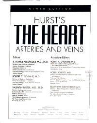 Hurst s the Heart  Arteries and Veins PDF