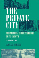 The Private City