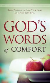 God's Words of Comfort (): Bible Passages to Calm Your Fears and Feed Your Soul