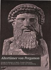 Altertümer von Pergamon: Band 7,Teil 1