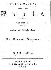 St. Ronans-Brunnen: ein Roman, Band 6