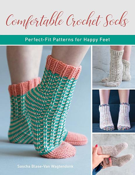 Comfortable Crochet Socks Pdf Book