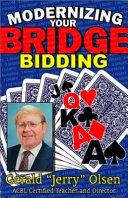 Modernizing Your Bridge Bidding