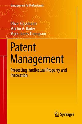 Patent Management